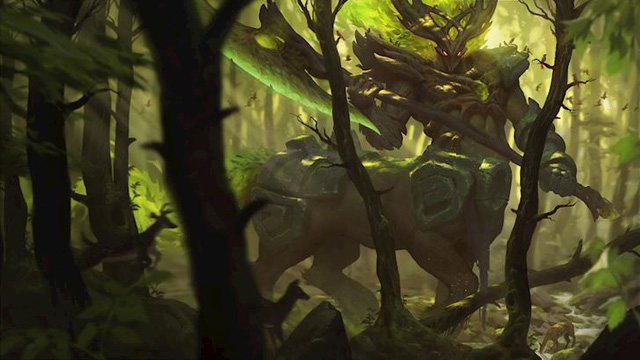 LMHT: Game thủ nghi ngờ Riot có mưu đồ đằng sau trang phục Ahri Thần Rừng sắp ra mắt - Hình 4