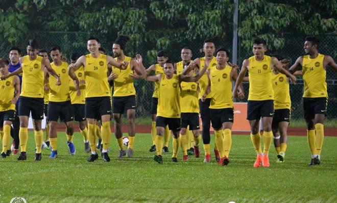 Malaysia công bố danh sách 27 cầu thủ chuẩn bị vòng loại World Cup 2022 - Hình 3