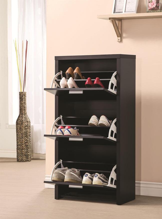 Phong thủy cho tủ giày: Đơn giản nhưng không thể bỏ qua - Hình 4