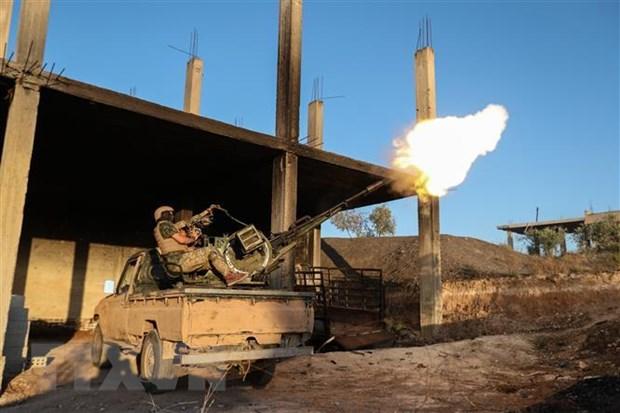 Quân đội Syria đạt bước tiến quan trọng ở tỉnh Idlib - Hình 1