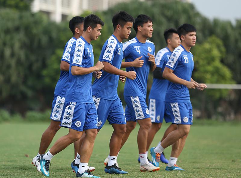 Quang Hải, Duy Mạnh sẵn sàng đấu tuyển Turkmenistan thu nhỏ - Hình 3