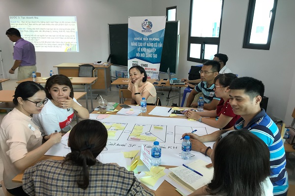 Quảng Ninh: Hoàn thành khóa tập huấn nâng cao kỹ năng cố vấn khởi nghiệp đổi mới sáng tạo - Hình 2