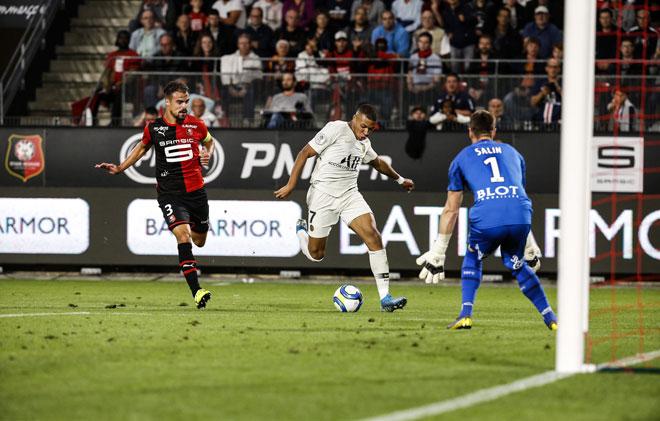 Rennes - PSG: Bất ngờ phút 36, ngược dòng ngỡ ngàng - Hình 1