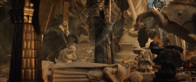 Sướng như dàn diễn viên Cậu Chủ Ma Cà Rồng: Đóng phim như catwalk, quần là áo lượt ngày thay chục bộ - Hình 12