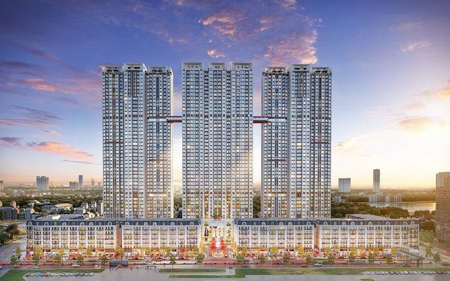 Tách biệt ồn ào, căn hộ tầng cao ngày càng hút khách - Hình 1