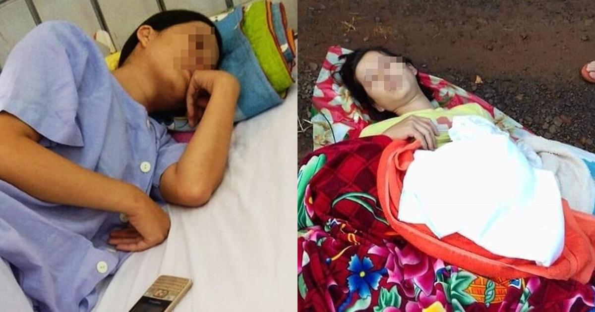 Tài xế đuổi sản phụ sắp sinh xuống đường khiến thai nhi tử vong vẫn chưa đến bệnh viện để thăm nạn nhân - Hình 3