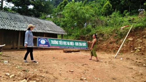 Thanh Hóa: Cô và trò chuẩn bị đón năm học mới ở Cha Khót - Hình 1