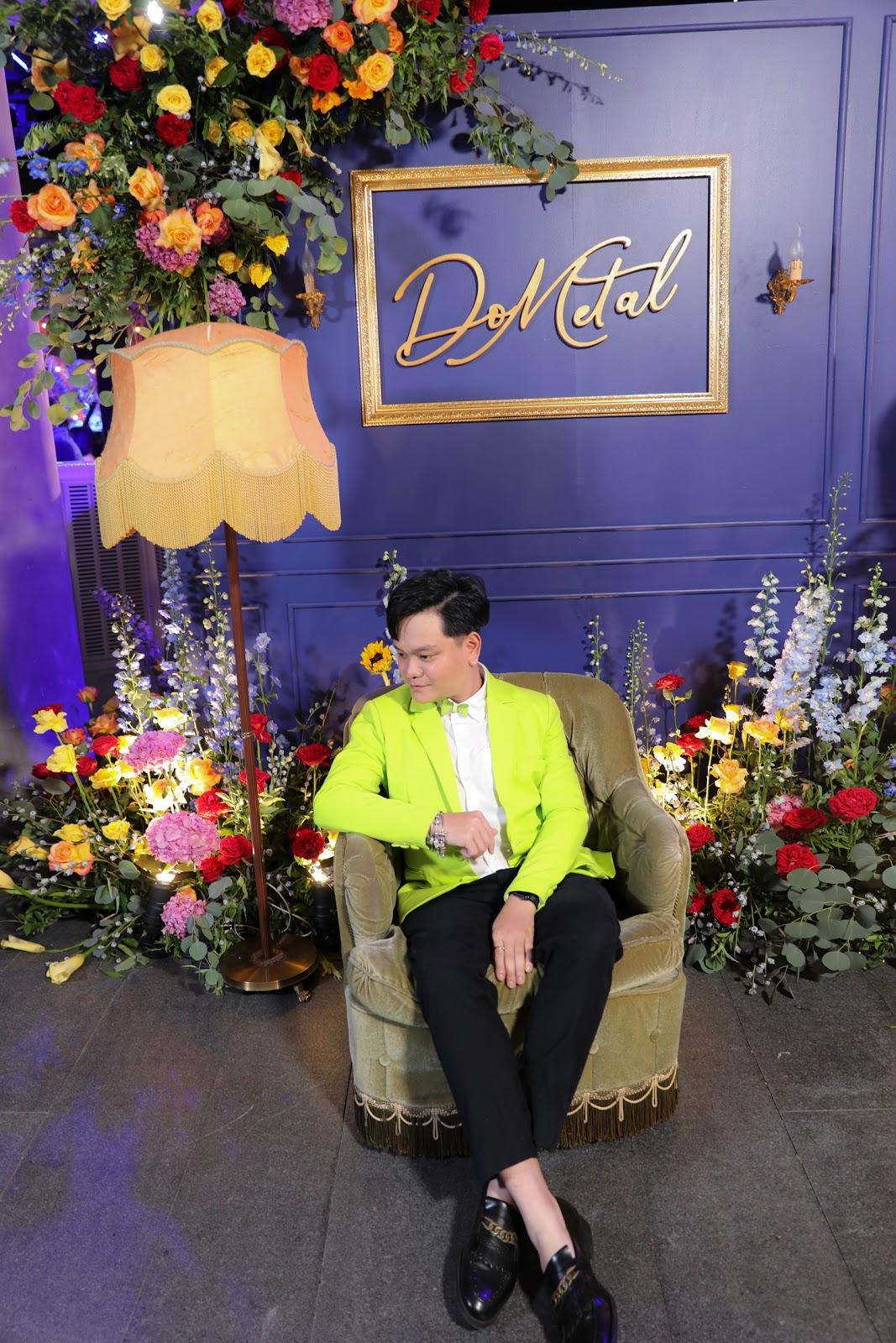 Trịnh Tú Trung hội ngộ với 'Nữ hoàng thị phi Thái Lan' tại 'đám cưới thế kỷ' của Dome Pakorn Lam và Metal Sukkhao - Hình 14