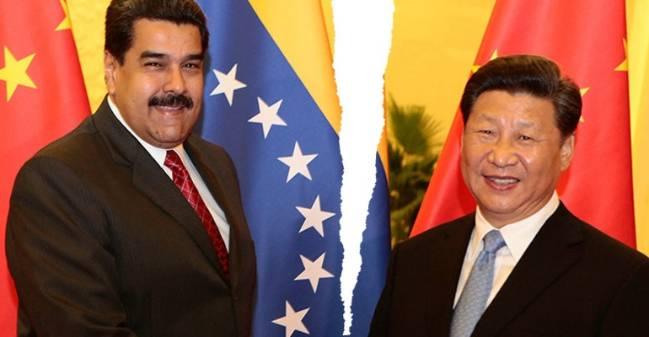 Trung Quốc bất ngờ quay lưng với Venezuela cho vừa lòng Mỹ - Hình 1