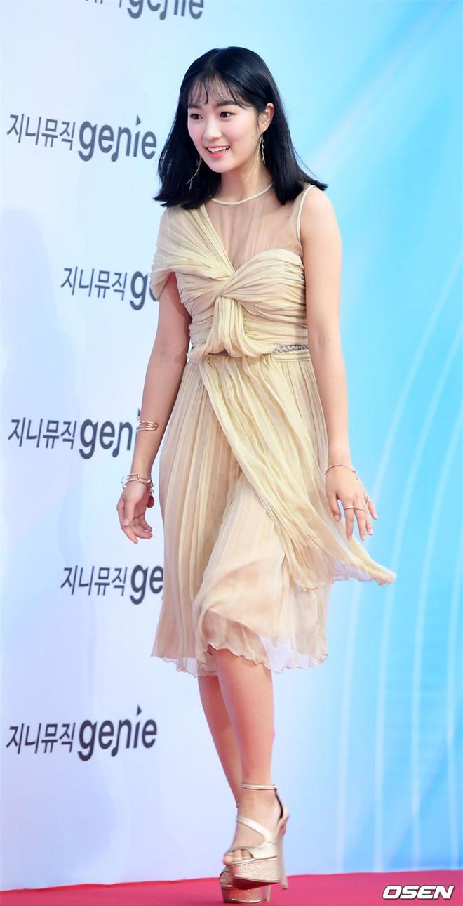 Siêu thảm đỏ hội tụ quân đoàn idol, diễn viên siêu khủng: Goo Hye Sun lạc quẻ, TWICE đọ tầm quyến rũ chan chát với MAMAMOO - Hình 42