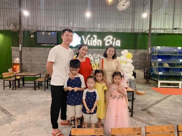Mai Phương cùng bạn thân tổ chức sinh nhật cho con gái, tình cũ Phùng Ngọc Huy để lại bình luận ấm lòng - Hình 1