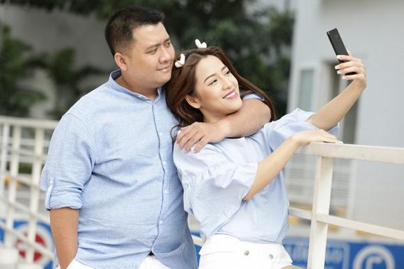 Nhìn lại chuyện tình đẹp của diễn viên Gạo nếp gạo tẻ Puka và con trai NSND Diệp Lang trước khi chia tay - Hình 3