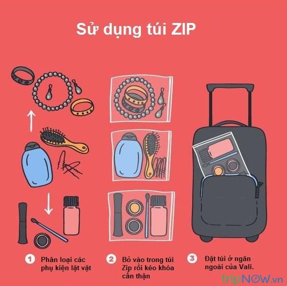 Xếp hành lý du lịch cũng là một nghệ thuật, liệu bạn đã biết hết những tuyệt chiêu pack đồ thông minh này chưa? - Hình 7