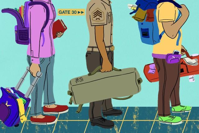 Xếp hành lý du lịch cũng là một nghệ thuật, liệu bạn đã biết hết những tuyệt chiêu pack đồ thông minh này chưa? - Hình 22