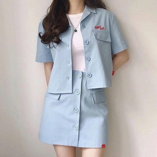 10 thương hiệu thời trang Hàn Quốc vừa túi tiền khiến nàng mê tít - Hình 9