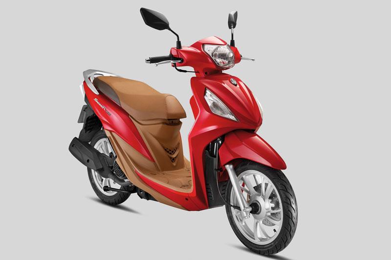 5 xe ga đáng mua giá 30 triệu đồng: Honda Vision 'vô đối' - Hình 5