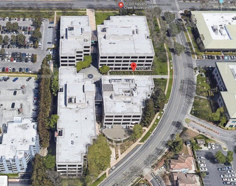 Apple mua thêm 2 tổ hợp văn phòng trị giá hơn 290 triệu USD ở Cupertino - Hình 1
