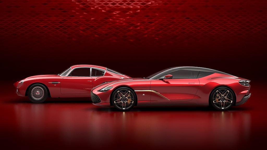 Aston Martin trình làng thiết kế siêu xe DBS GT Zagato, nổi bật với 2 chi tiết đột phá - Hình 1