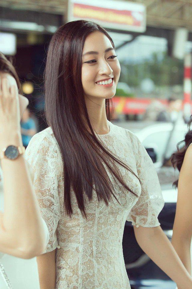 Bằng chứng cho thấy Hoa hậu Lương Thuỳ Linh đích thị là thiên thần áo trắng mới của Vbiz - Hình 1