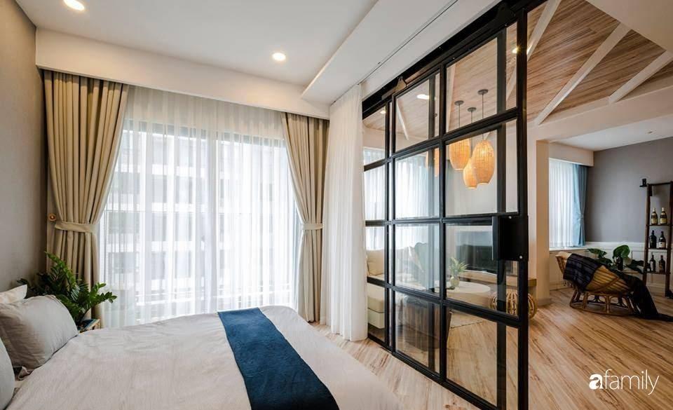 Căn hộ 72m² đẹp đẳng cấp như resort cao cấp của nữ chủ nhân độc thân cá tính ở TP. HCM - Hình 12