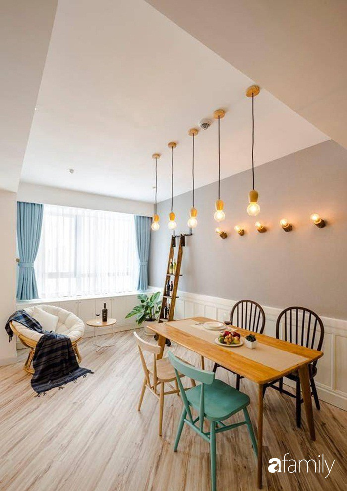 Căn hộ 72m² đẹp đẳng cấp như resort cao cấp của nữ chủ nhân độc thân cá tính ở TP. HCM - Hình 7