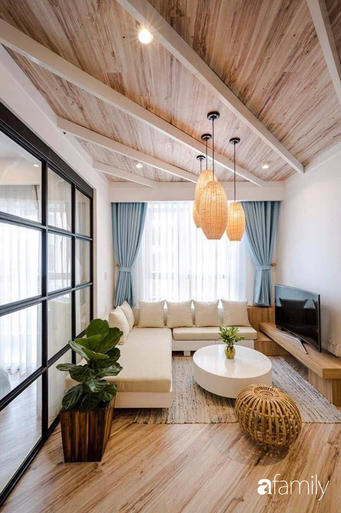 Căn hộ 72m² đẹp đẳng cấp như resort cao cấp của nữ chủ nhân độc thân cá tính ở TP. HCM - Hình 4