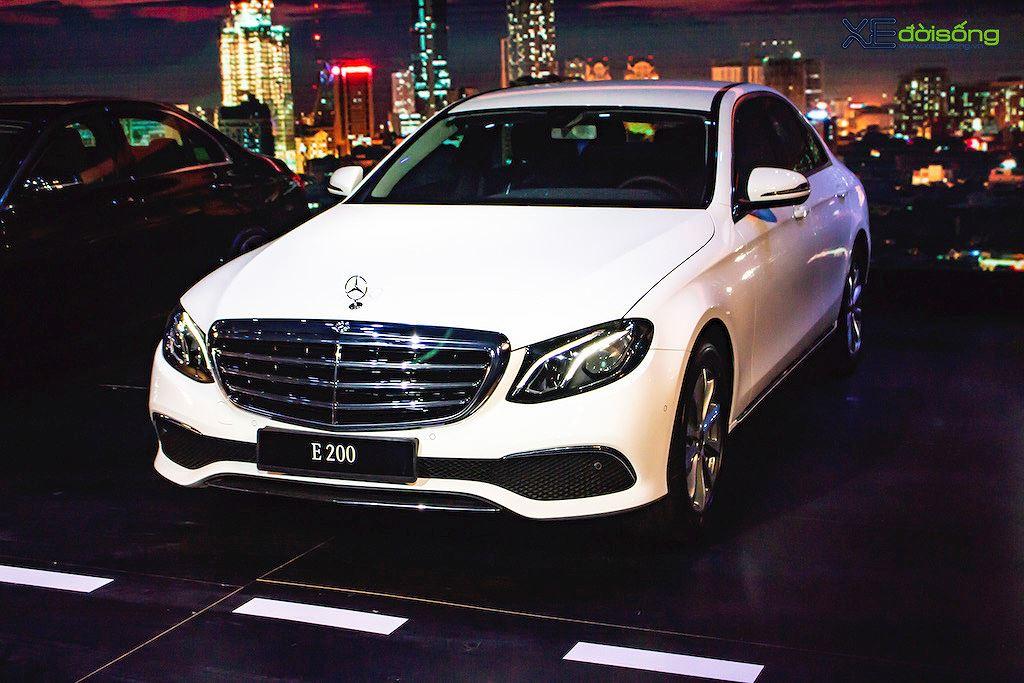 Chênh nhau 187 triệu, 2 bản Mercedes E 200 mới trình làng Việt Nam có gì khác nhau? - Hình 2