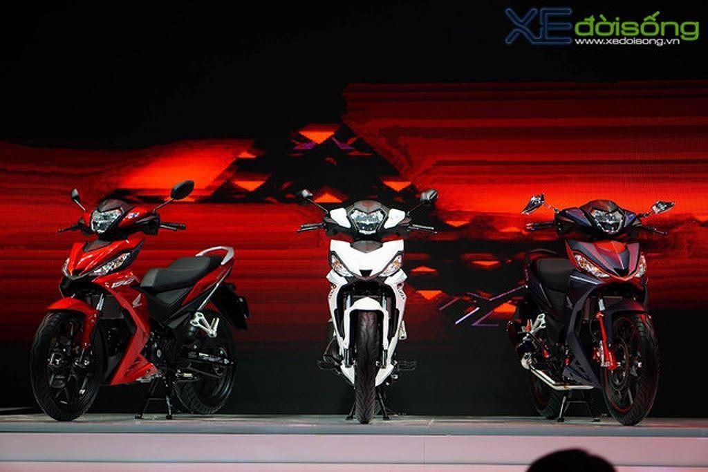 Chiều lòng khách Việt, Honda WINNER X lột xác đẹp như mong đợi! - Hình 1