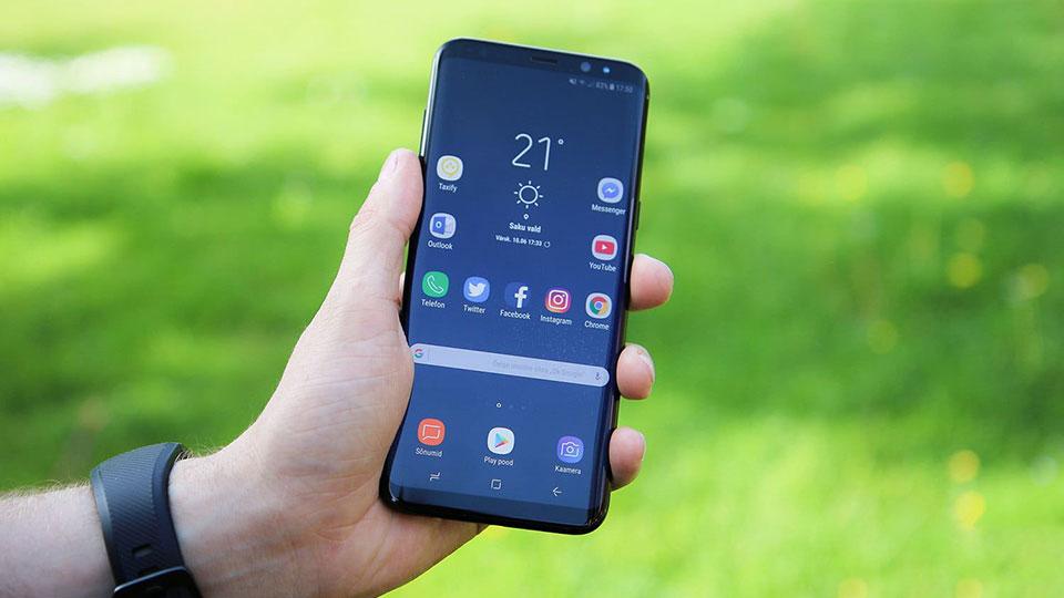 Samsung Galaxy S8 và Galaxy S8 plus nhận được bản cập nhật bảo mật tháng 8 - Hình 1