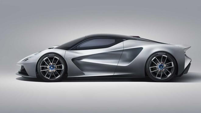 Choáng váng với mẫu siêu xe triệu đô, gần 2.000 mã lực - Hình 4