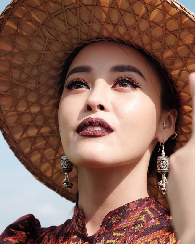 Dàn hot girl Thái Lan đời đầu trở thành diễn viên, người mẫu đình đám - Hình 11