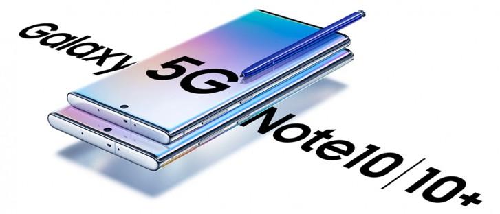 Đơn đặt hàng trước Galaxy Note 10 cao gấp đôi Galaxy Note 9 - Hình 1