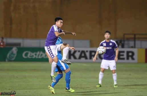 HLV trưởng Hà Nội FC hết lời khen Đức Huy sau trận đấu với Altyn Asyr - Hình 1