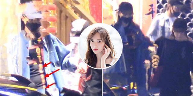 Không còn chối cãi, đích thị Đường Yên đã mang thai sau hơn 1 năm kết hôn - Hình 1