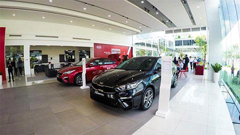 Kia Cerato 2019 bất ngờ giảm giá mạnh, đe nẹt Mazda 3 - Hình 4