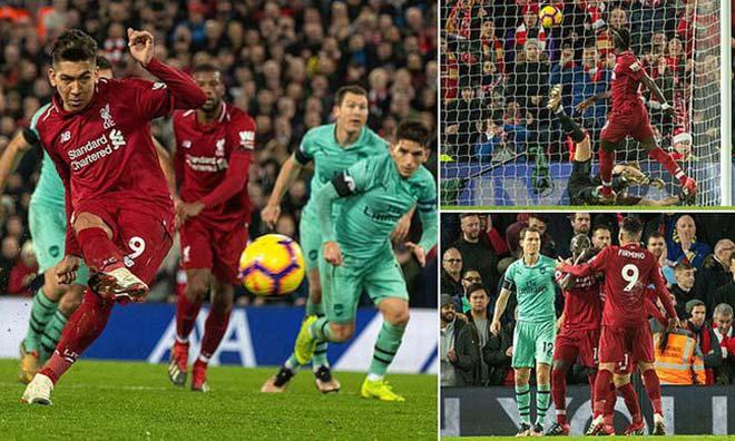 Liverpool - Arsenal tranh ngôi đầu Ngoại hạng: Pháo khó thoát tam tấu ác mộng? - Hình 2