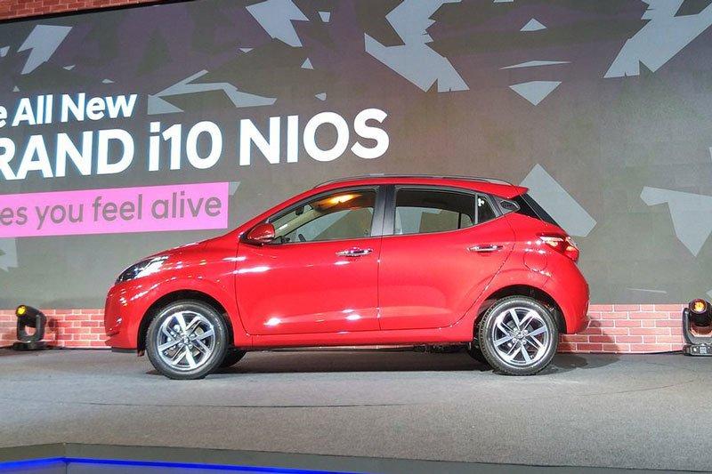 Mẫu xe i10 mới giá từ 160 triệu được trang bị những gì? - Hình 2