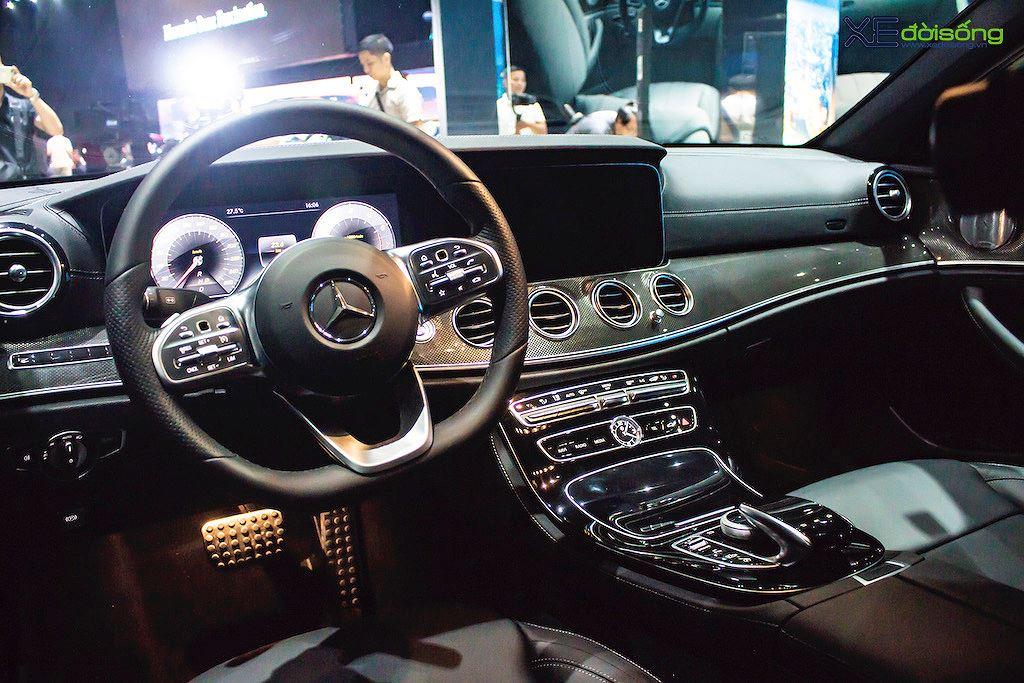 Mercedes E 350 AMG có gì ngoài danh hiệu sedan hạng sang cỡ trung mạnh nhất tại Việt Nam - Hình 11