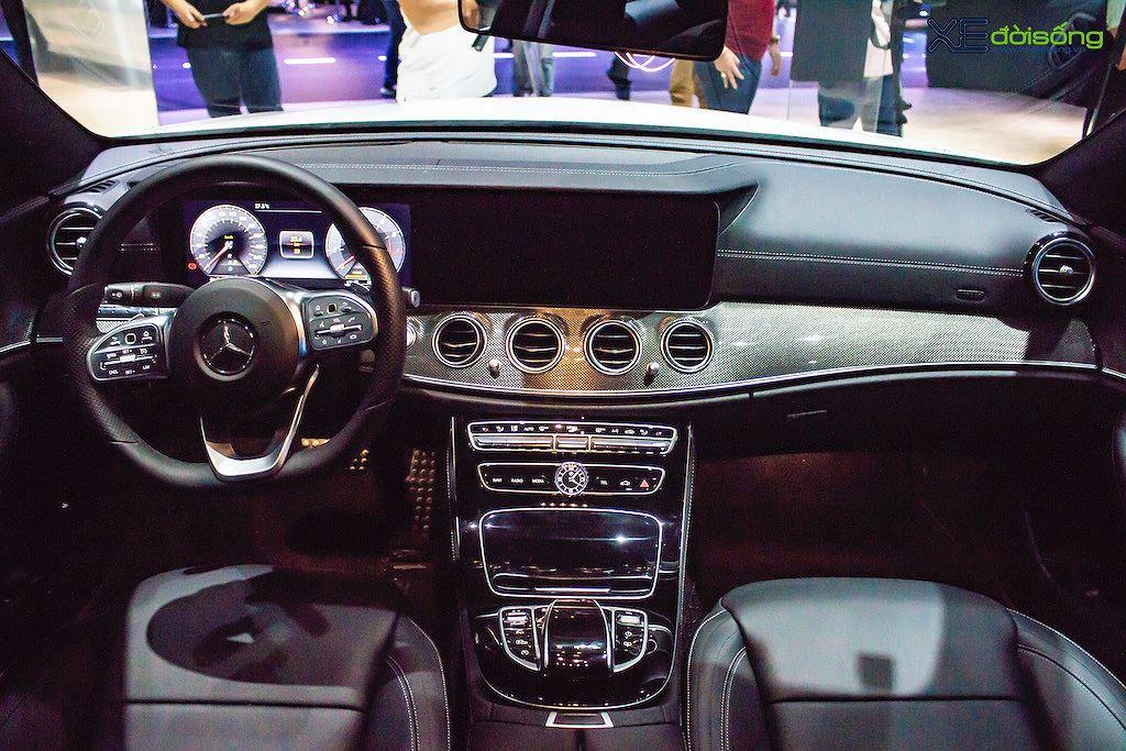 Mercedes E 350 AMG có gì ngoài danh hiệu sedan hạng sang cỡ trung mạnh nhất tại Việt Nam - Hình 6
