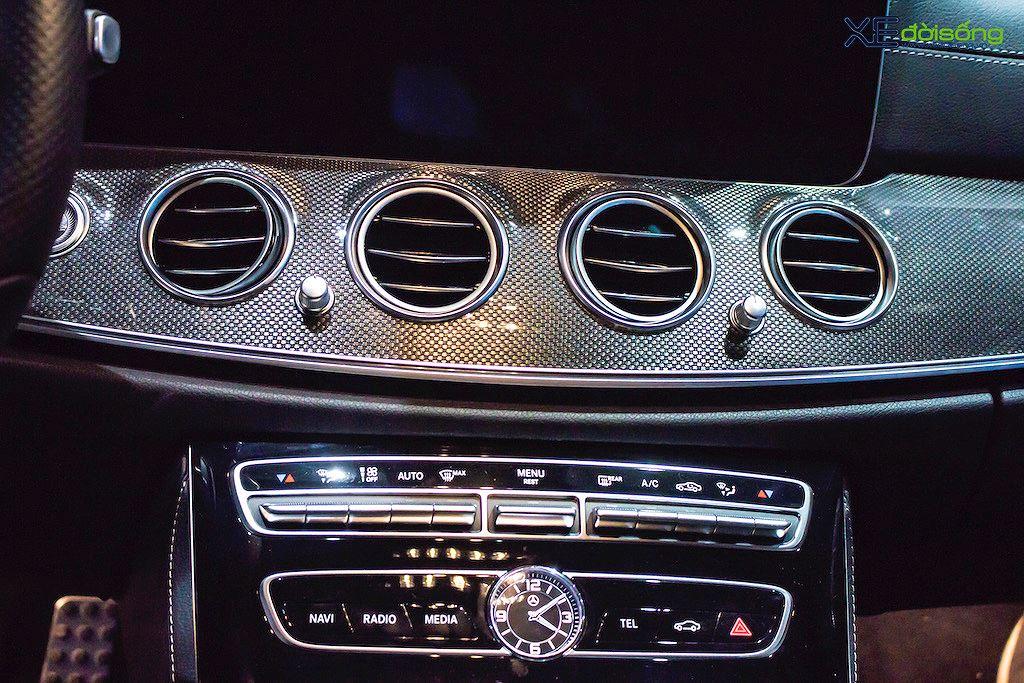 Mercedes E 350 AMG có gì ngoài danh hiệu sedan hạng sang cỡ trung mạnh nhất tại Việt Nam - Hình 8