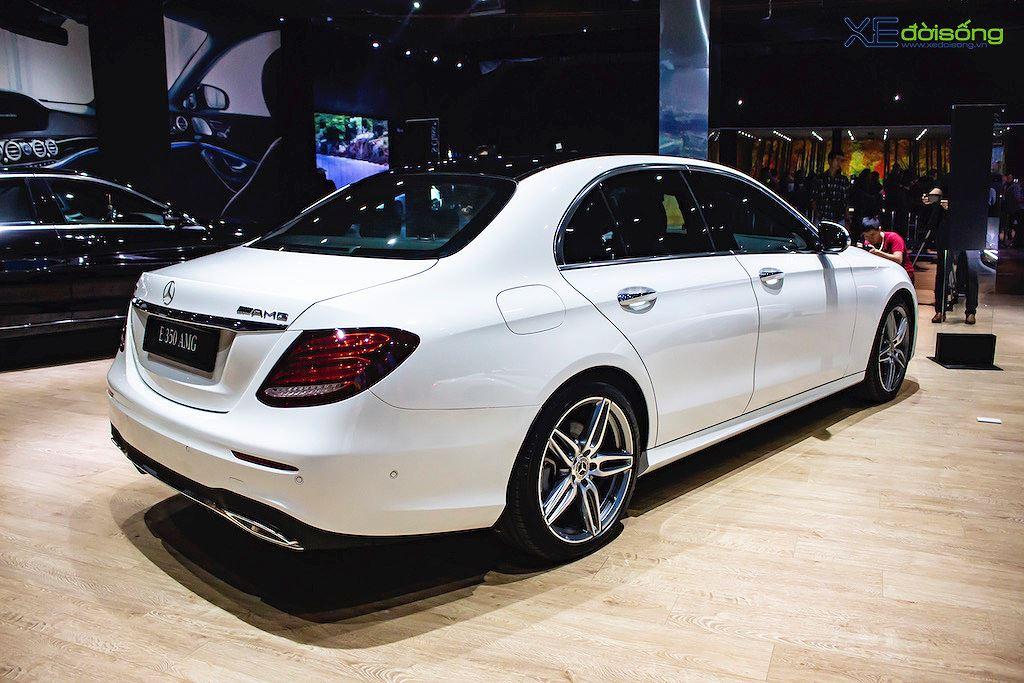 Mercedes E 350 AMG có gì ngoài danh hiệu sedan hạng sang cỡ trung mạnh nhất tại Việt Nam - Hình 2