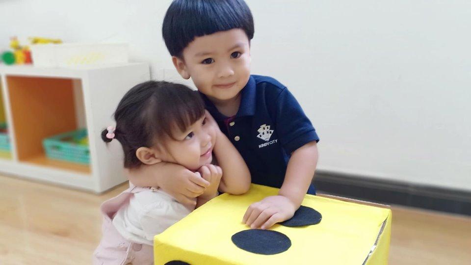 Những nhóc tỳ nhà sao Việt gây bão mạng xã hội, được yêu thích hơn cả bố mẹ - Hình 3