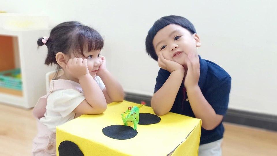 Những nhóc tỳ nhà sao Việt gây bão mạng xã hội, được yêu thích hơn cả bố mẹ - Hình 2