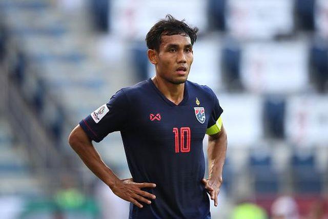 Vì sao Thái Lan loại hai tiền đạo khủng ở trận gặp tuyển Việt Nam? - Hình 1