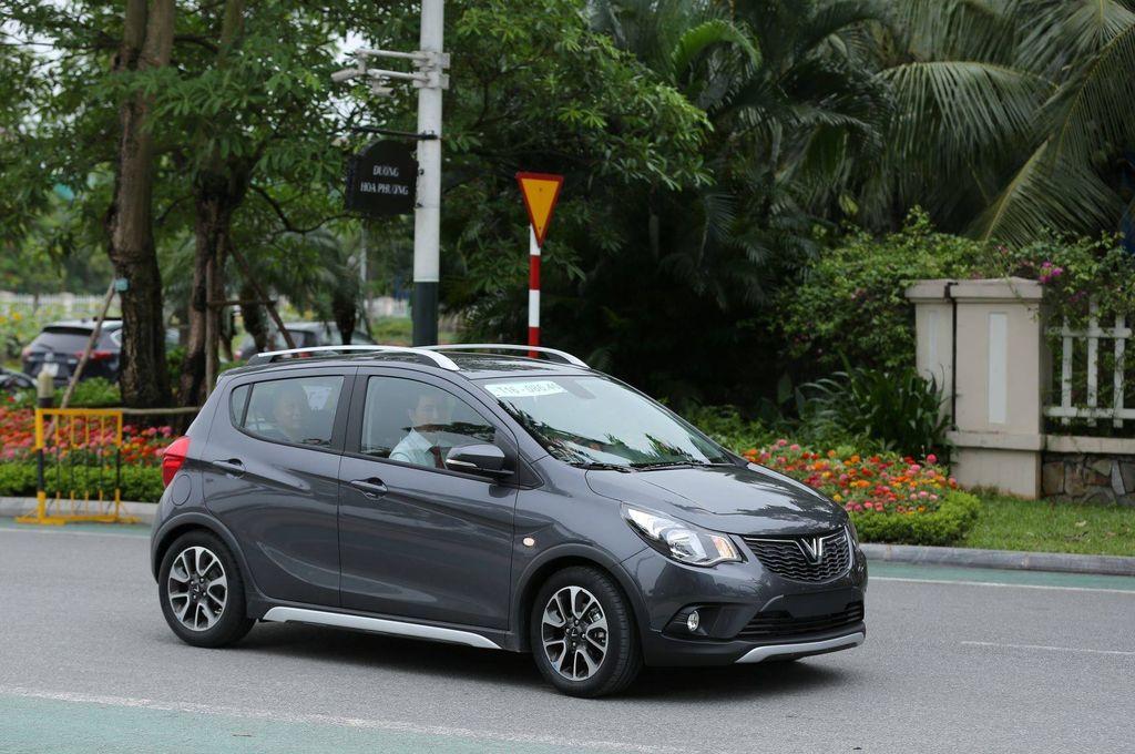 VinFast bắt tay FastGo làm Taxi công nghệ với 1.500 xe Fadil - Hình 1