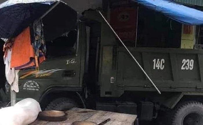 Xe tải gây tai nạn liên hoàn ở TP Móng Cái khiến 3 người thương vong - Hình 1