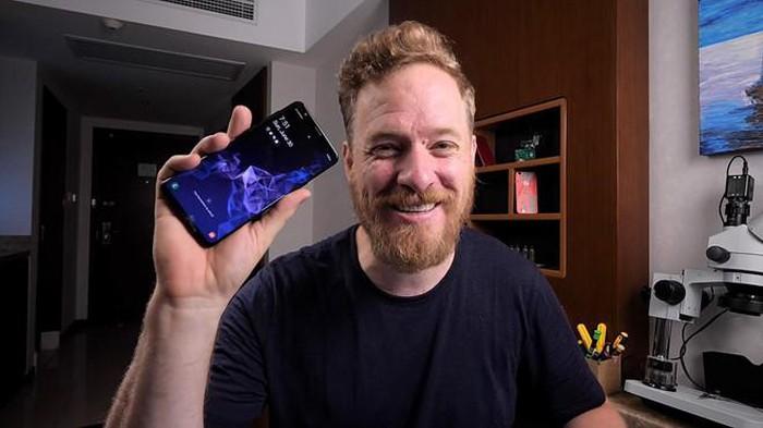 YouTuber tự ráp Galaxy S9 Plus từ linh kiện hàng chợ ở TQ giá 285 USD - Hình 10