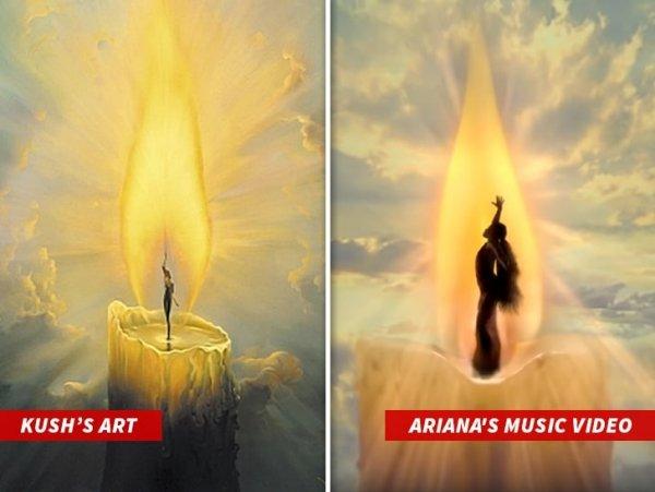Ariana Grande dàn xếp vụ kiện vi phạm bản quyền với MV God Is A Woman - Hình 2