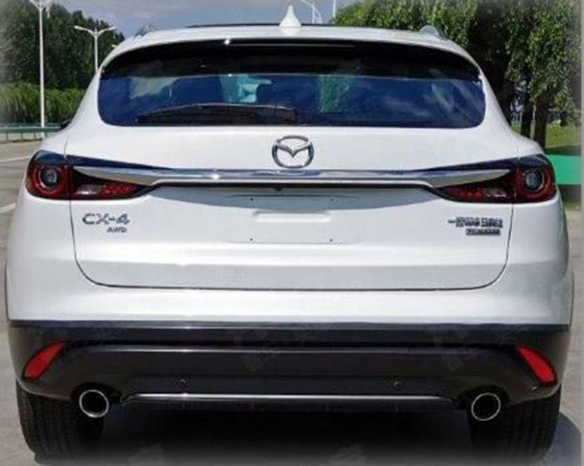 Hình ảnh rò rỉ về chiếc Mazda CX-4 bản nâng cấp - Hình 2