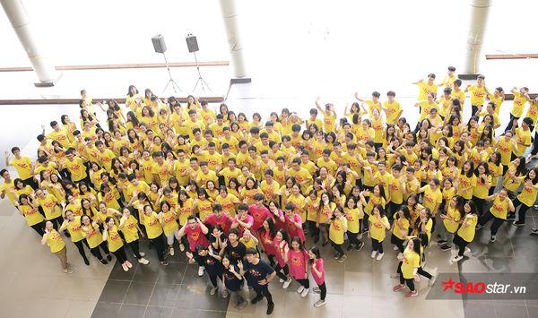 Học sinh Ams quẩy flashmob nhiệt tình đón năm học mới - Hình 11